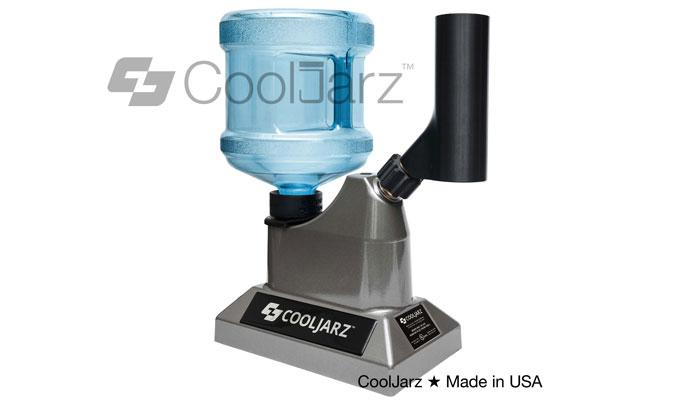 CoolJarz SST shrink sleeve labeling machine