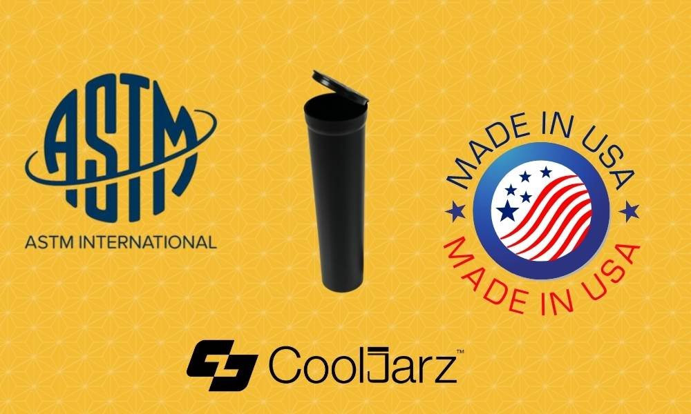 black 114mm wide tapered tubes ASTM certified made in usa