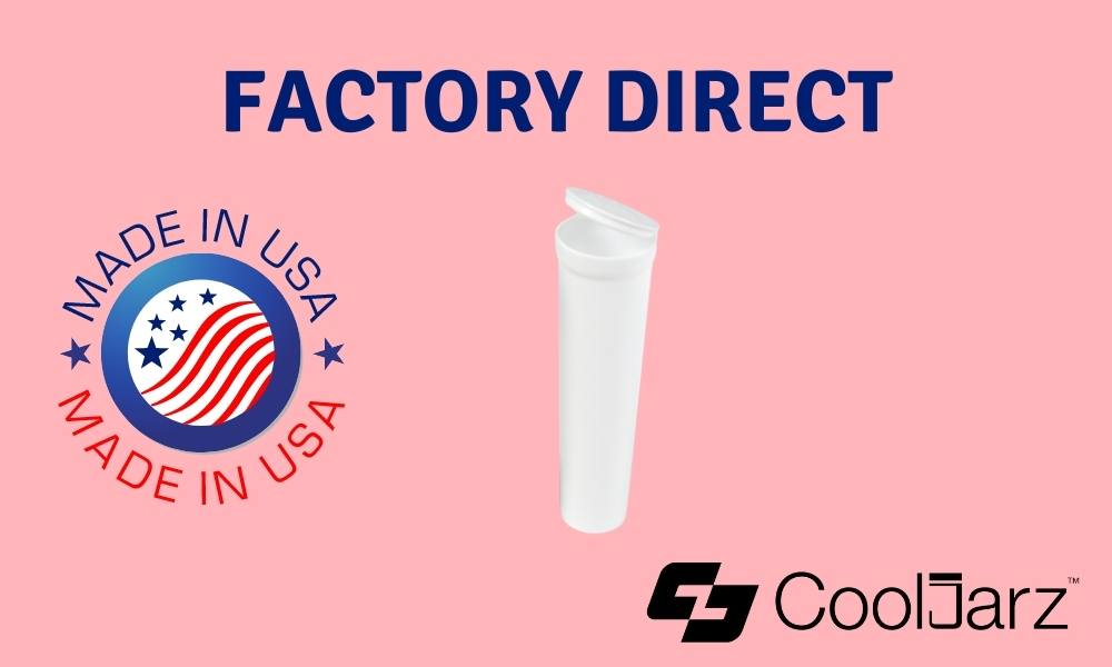white 114mm tapered pre-roll tubes astm certified factory direct