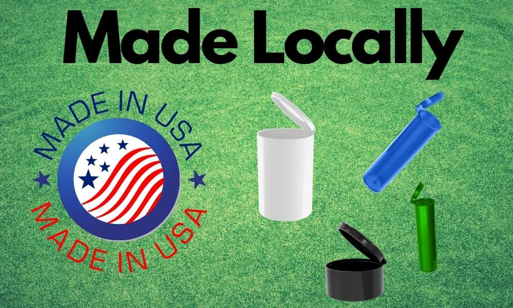 Use Less Plastic With Eco-Friendly Pre-Roll Tubes Made Locally